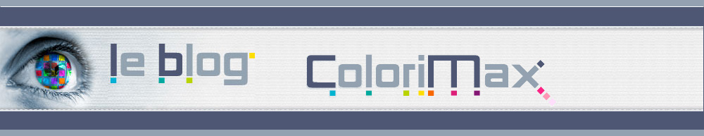 Le blog Colorimax