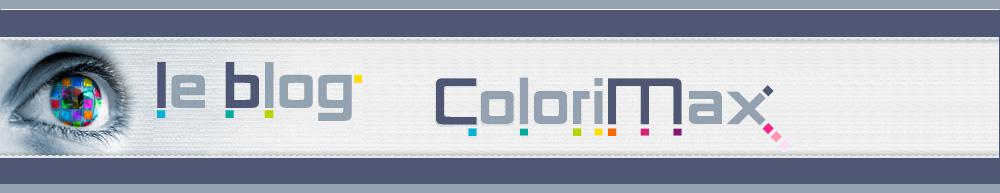 Le blog Colorimax